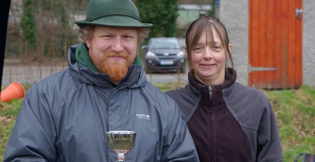 June with a trophy winner