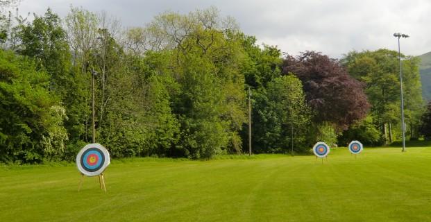 Keswick Archers in Summer